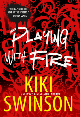 Book Cover Playing with Fire by Kiki Swinson