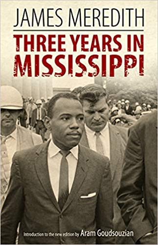 Click for more detail about Three Years in Mississippi by James Meredith