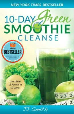 Click for more detail about 10-Day Green Smoothie Cleanse by J.J. Smith