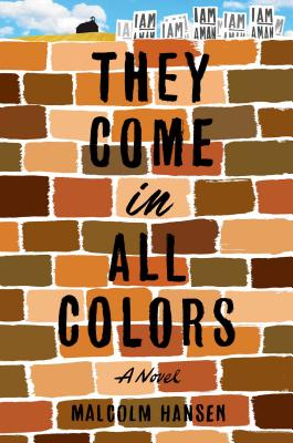 Book Cover They Come in All Colors by Malcolm Hansen