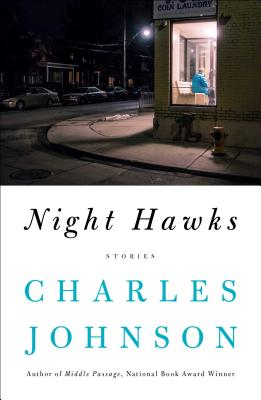 Book Cover Night Hawks: Stories by Charles Johnson