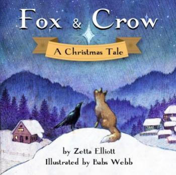 Click for a larger image of Fox & Crow: A Christmas Tale