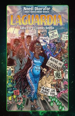 Click for more detail about Laguardia by Nnedi Okorafor