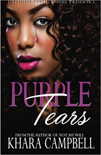 Click for more detail about Purple Tears by Khara Campbell
