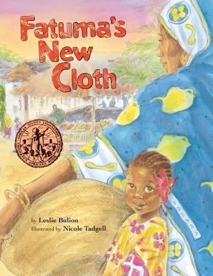 Book Cover Fatuma's New Cloth by Leslie Bulion