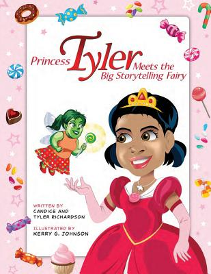 Click for a larger image of Princess Tyler Meets The Big Storytelling Fairy