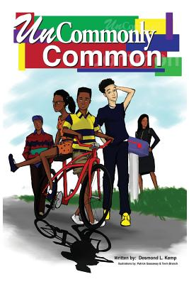 Click for more detail about UNCOMMONLY COMMON by Desmond L. Kemp