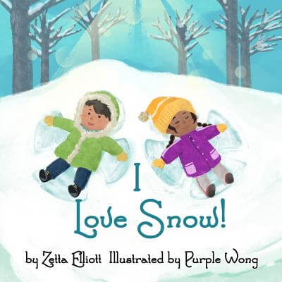 Click for a larger image of I Love Snow!