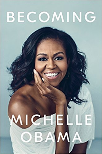 Click for more detail about Becoming by Michelle Obama