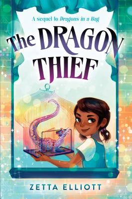 Click for more detail about The Dragon Thief by Zetta Elliott