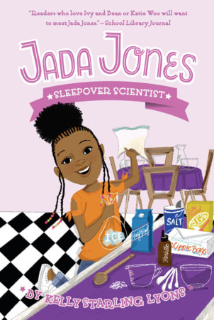 Click for more detail about Sleepover Scientist #3 by Kelly Starling Lyons