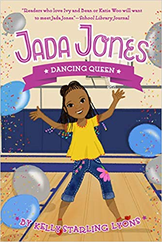 Click for more detail about Dancing Queen #4 (Jada Jones) by Kelly Starling Lyons