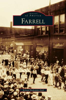 Book Cover Farrell by Roland C. Barksdale-Hall