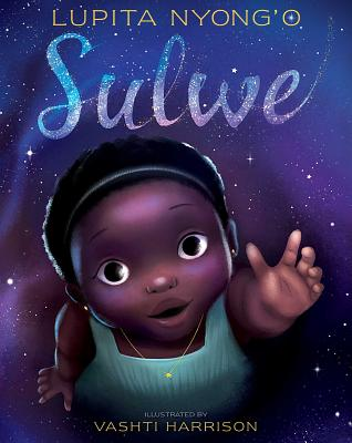 Book Cover Sulwe by Lupita Nyong'o, Illustrated by Vashti Harrison