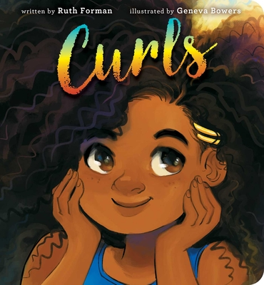 Book Cover Curls by Ruth Forman