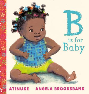 Book Cover B is for Baby by Atinuke