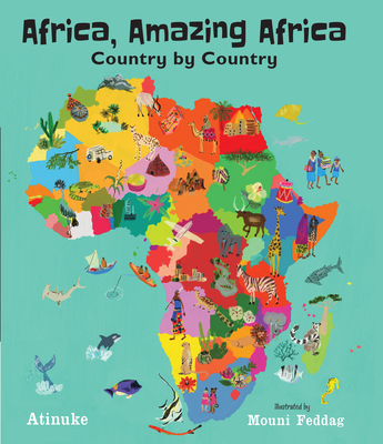 Book Cover Africa, Amazing Africa: Country by Country by Atinuke
