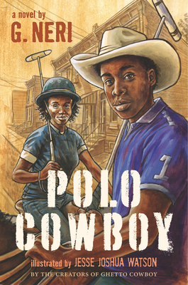 Book Cover Polo Cowboy by G. Neri