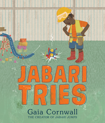 Click for more detail about Jabari Tries by Gaia Cornwall