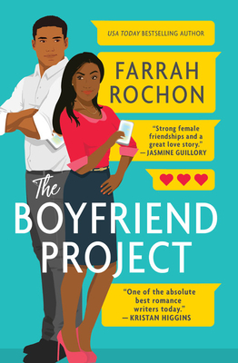 Click for more detail about The Boyfriend Project by Farrah Rochon