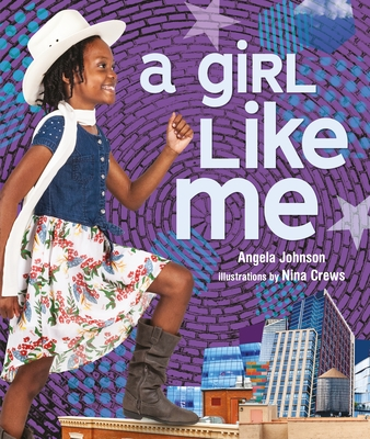Book Cover A Girl Like Me by Angela Johnson