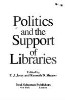 Click for more detail about Pol and Support of Libs by E.J. Josey
