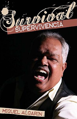 book cover Survival Supervivencia by Miguel Algarin