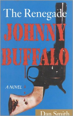 Book Cover Johnny Buffalo by Daniel Smith