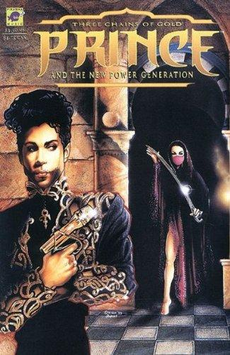 Click for more detail about Prince: Three Chains of Gold by Dwayne McDuffie