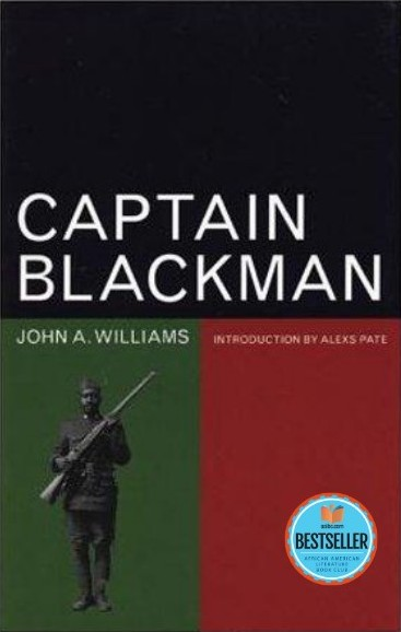 Click for more detail about Captain Blackman by John A. Williams