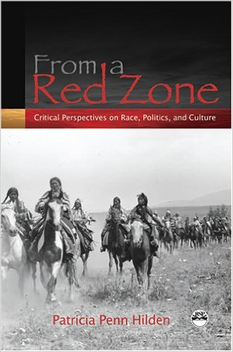 Click for a larger image of From A Red Zone: Critical Perspectives on Race, Politics & Culture