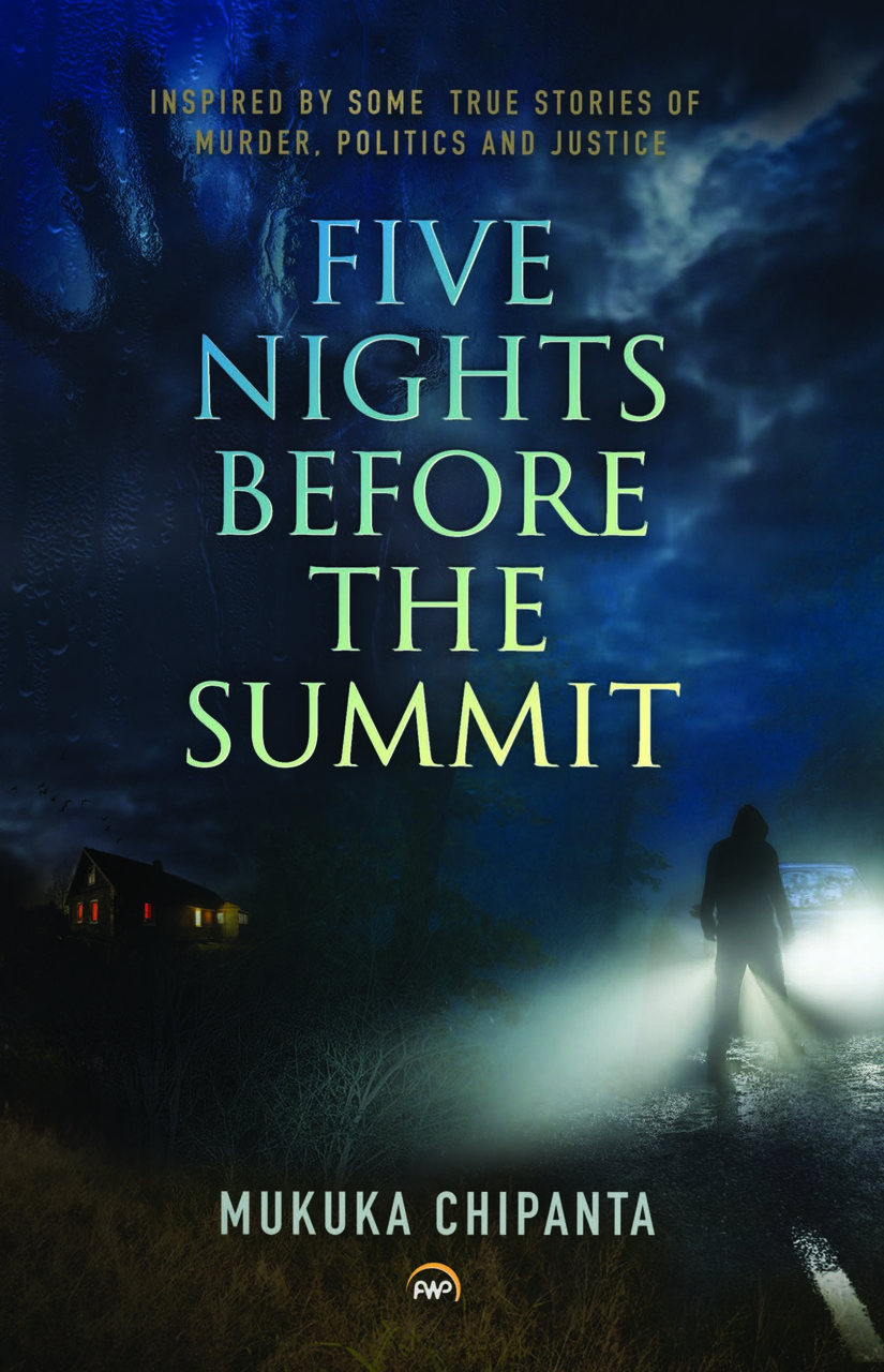 Book Cover Five Nights Before the Summit by Mukuka Chipanta