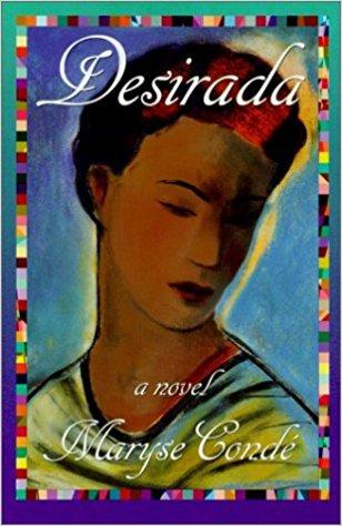 Book Cover Desirada by Maryse Conde