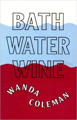 Book Cover Bathwater Wine by Wanda Coleman
