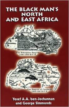 Click for a larger image of The Black Man's North and East Africa