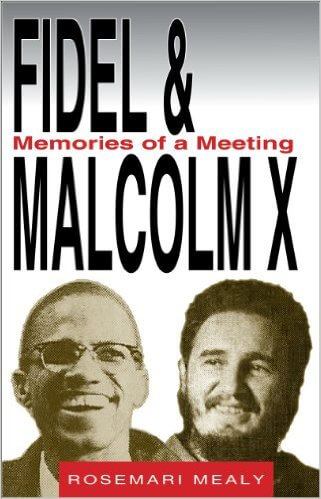 Click for more detail about Fidel & Malcolm X: Memories of a Meeting by Rosemari Mealy