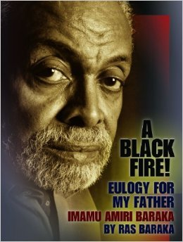 Click for more detail about A Black Fire! by Ras Baraka