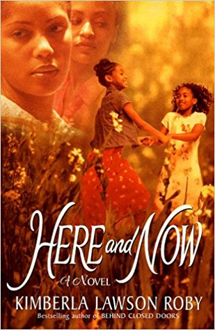Photo of Original 1998 Cover of Here and Now