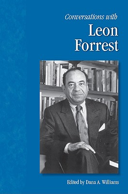 Click for more detail about Conversations with Leon Forrest (Literary Conversations) by Leon Forrest