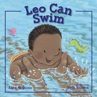 Click for more detail about Leo Can Swim by Anna McQuinn