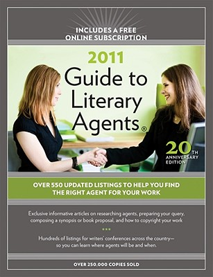 Click for more detail about 2011 Guide To Literary Agents by Chuck Sambuchino