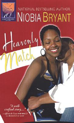 Book Cover Heavenly Match (Arabesque) by Niobia Bryant