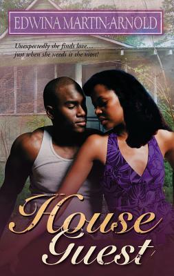 Book Cover House Guest (Original) by Edwina Martin-Arnold