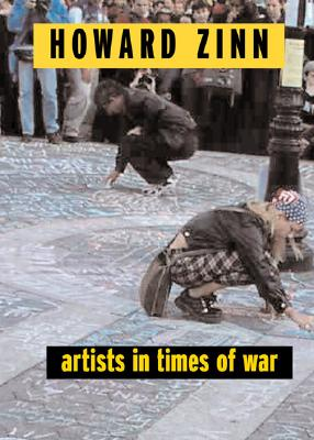 Book Cover Artists in Times of War by Howard Zinn