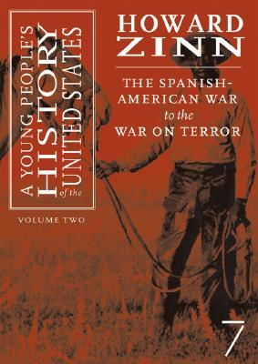 Book Cover A Young People's History Of The United States: Class Struggle To The War On Terror (Volume 2) by Howard Zinn