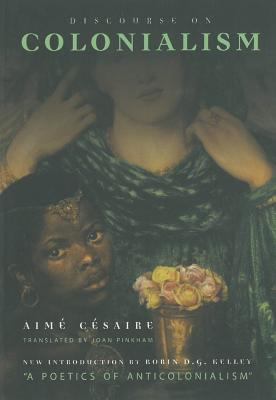 Book Cover Discourse on Colonialism by Aimé Césaire