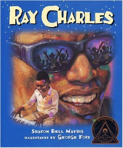 Book Cover Ray Charles by Sharon Bell Mathis