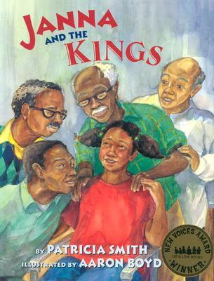 Click for more detail about Janna And The Kings by Patricia Smith