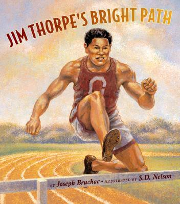 Click for a larger image of Jim Thorpe's Bright Path