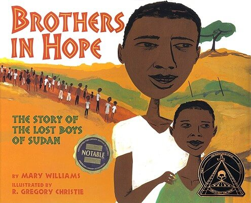 Click for more detail about Brothers In Hope by Mary Williams